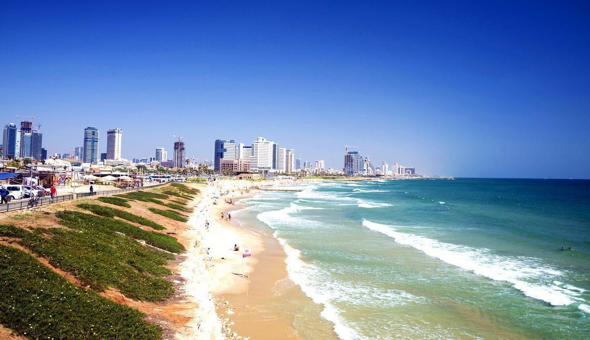 Тель-Авив в фотографиях